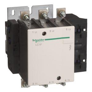 کنتاکتور اشنایدر 185آمپر220ولت AC مدل LC1F185M7